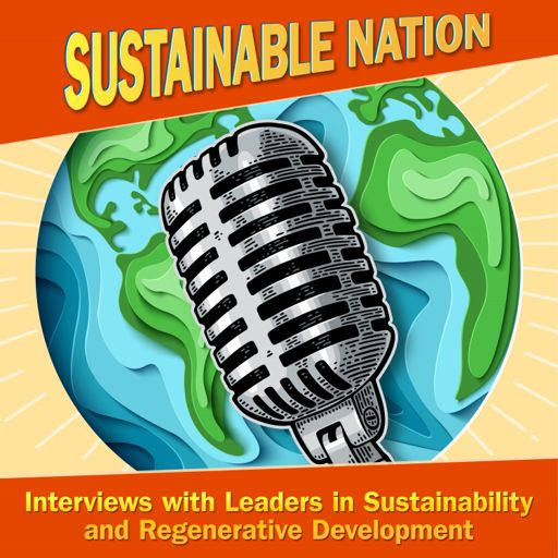 Cover art for podcast Sustainable Nation