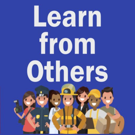 Cover art for podcast Learn From Others