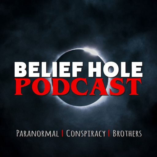 Cover art for podcast Belief Hole | Paranormal, Conspiracy and Other Tasty Thought Snacks