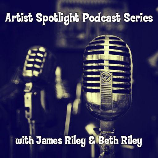 Cover art for podcast Artist Spotlight Podcast Series