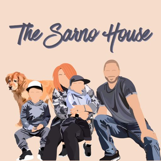 Cover art for podcast The Sarno House