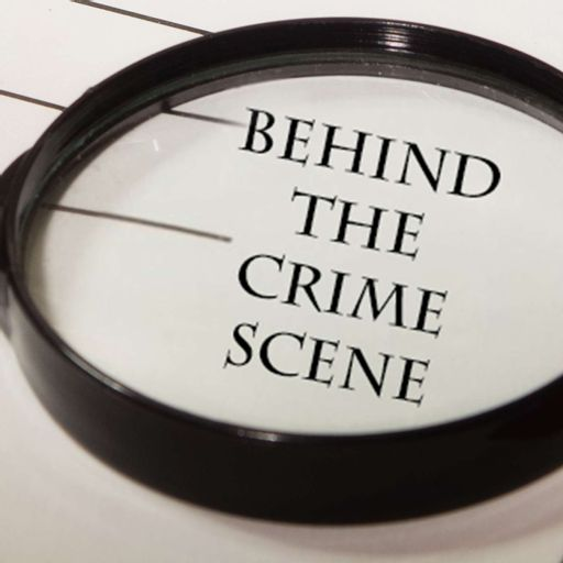 Cover art for podcast Behind The Crime Scene