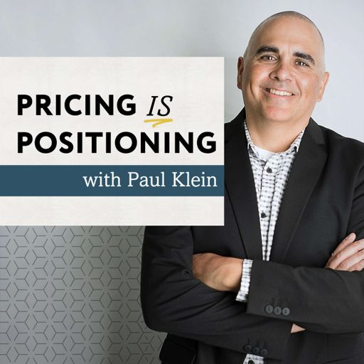 Cover art for podcast Pricing is Positioning