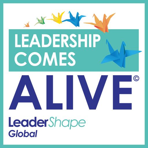 Cover art for podcast Leadership Comes Alive