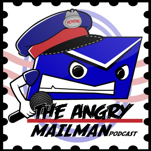 Cover art for podcast The Angry Mailman Podcast