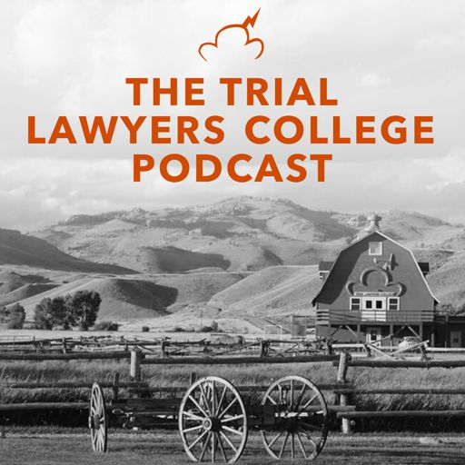Cover art for podcast The Trial Lawyers College Podcast