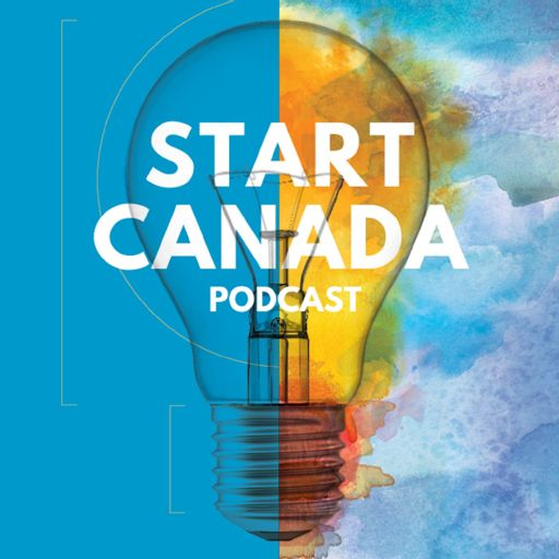 Cover art for podcast Start Canada Podcast