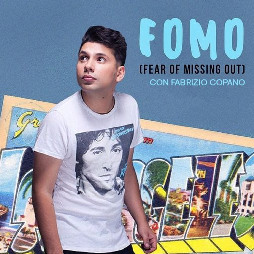 Cover art for podcast FOMO (Fear Of Missing Out)