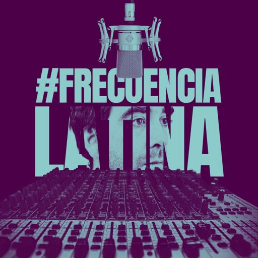 Cover art for podcast Frecuencia Latina