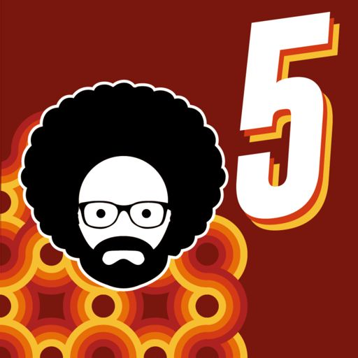 Cover art for podcast Los Jackson 5
