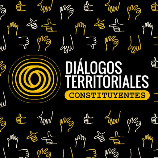 Cover art for podcast Diálogos Territoriales Constituyentes