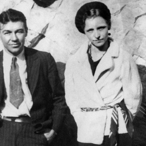 the best attitude 0221b 4b493 Bonnie and Clyde – trendsättande gangsterromantik