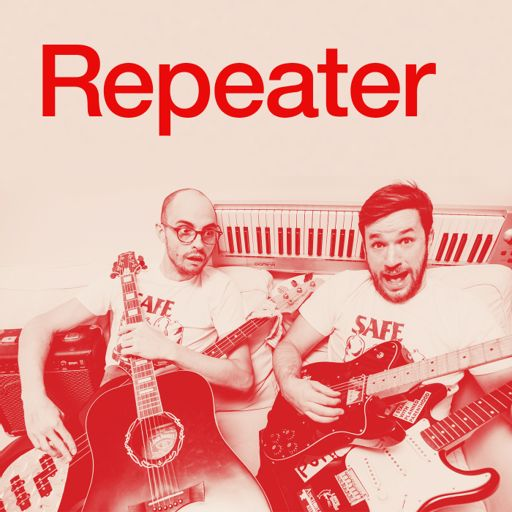 Cover art for podcast Repeater