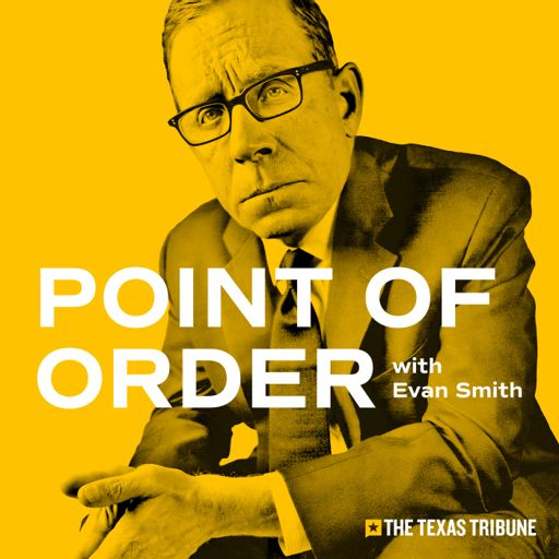 Cover art for podcast Point of Order with Evan Smith