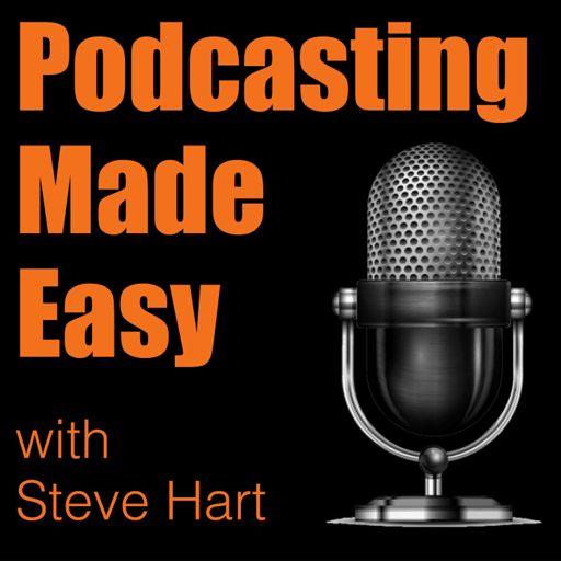 Cover art for podcast Podcasting Made Easy