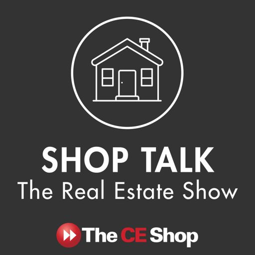 Cover art for podcast Shop Talk: The Real Estate Show