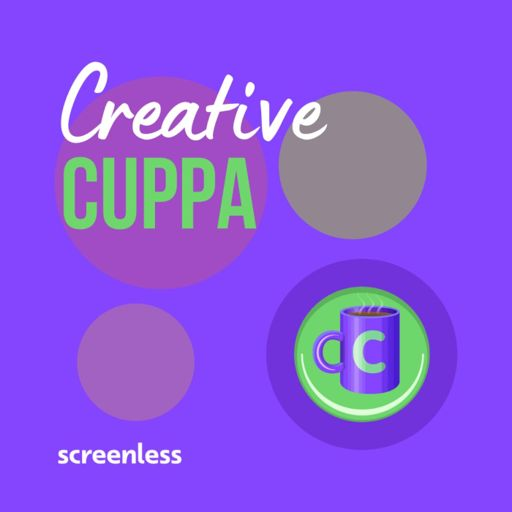 Cover art for podcast Creative Cuppa