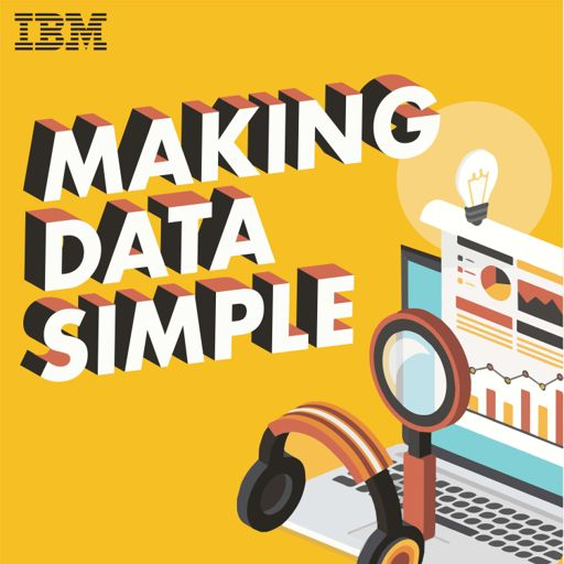Cover art for podcast Making Data Simple