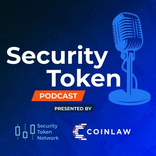Cover art for podcast Security Token Podcast