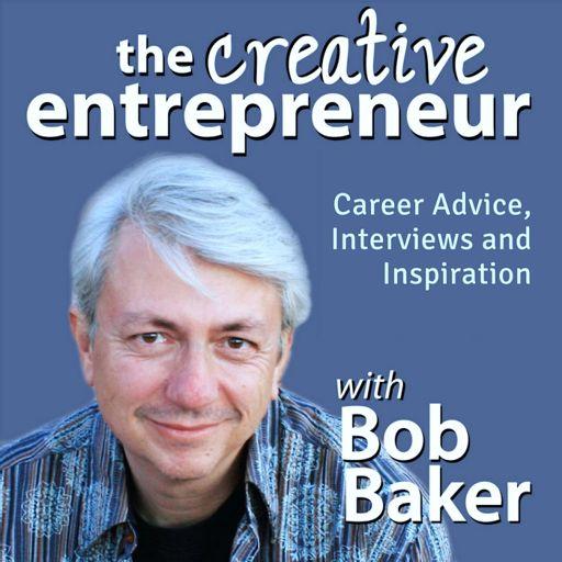 Cover art for podcast The Creative Entrepreneur Podcast