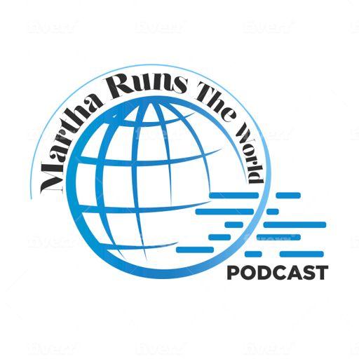 Cover art for podcast Martha Runs the World Podcast