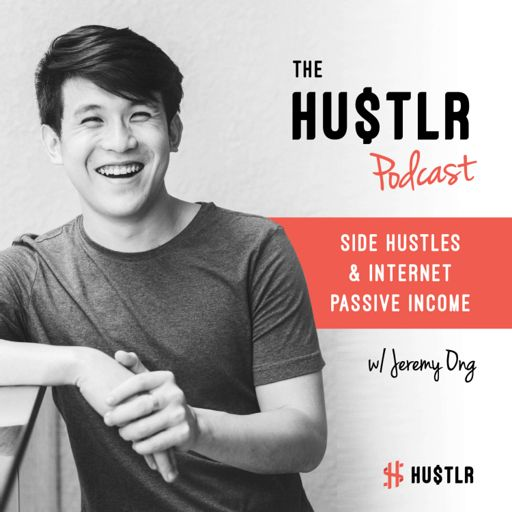 Cover art for podcast The HUSTLR Podcast