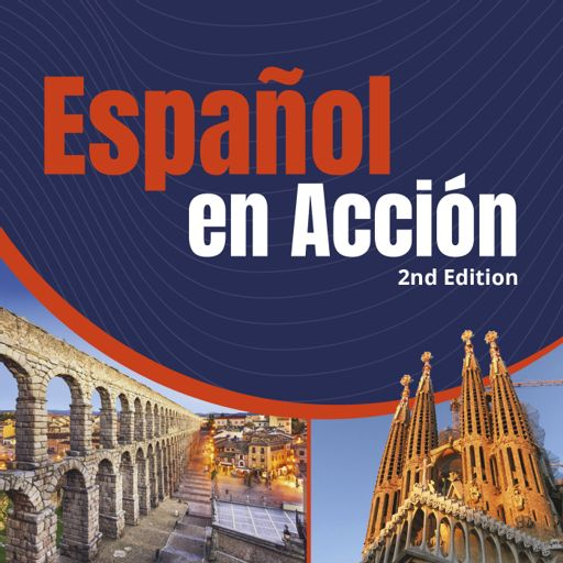 Cover art for podcast Español en Acción, 2nd edition