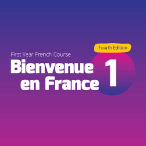 Cover art for podcast Folens Bienvenue en France Book 1