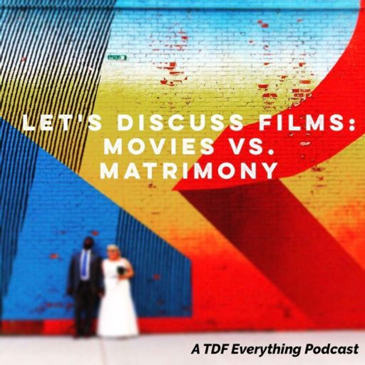 Cover art for podcast Movies vs. Matrimony