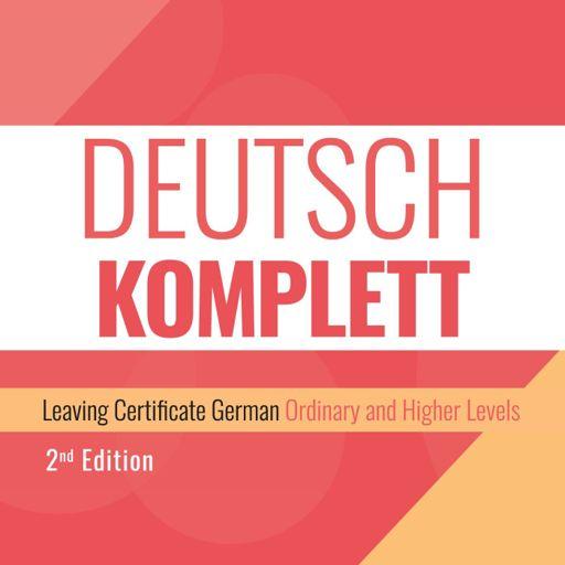 Cover art for podcast Deutsch Komplett (2nd Edition)