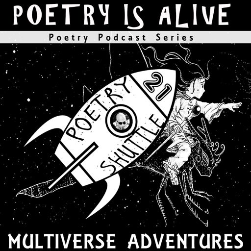 Cover art for podcast Poetry Shuttle 21