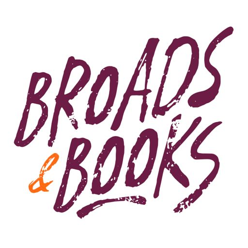 Cover art for podcast Broads and Books