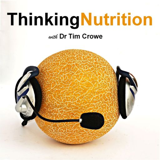 Cover art for podcast Thinking Nutrition