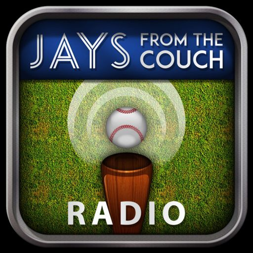 Cover art for podcast Jays From the Couch Radio- Complete Toronto Blue Jays Audio