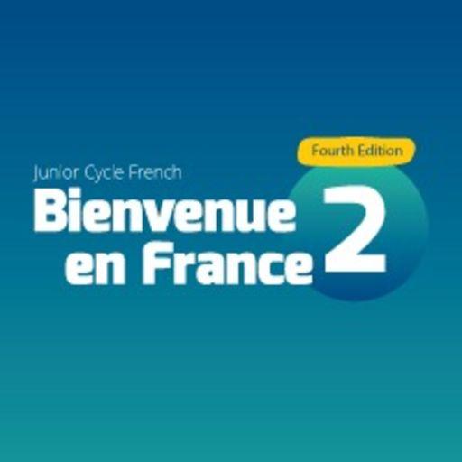 Cover art for podcast Folens Bienvenue en France Book 2