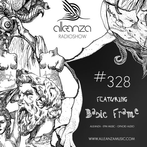 Episode 328 - Basic Frame from Alleanza Radio Show on