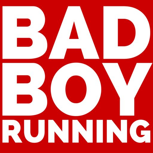 Cover art for podcast Bad Boy Running