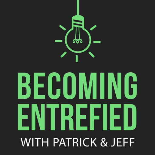 Cover art for podcast  Becoming Entrefied