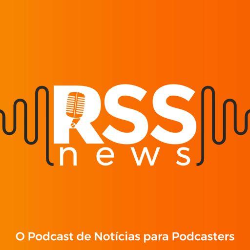 Cover art for podcast RSS News I O Podcast de Notícias para Podcasters