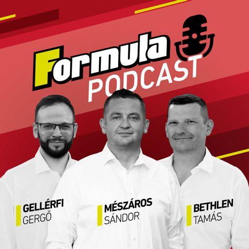 Cover art for podcast Formula Podcast
