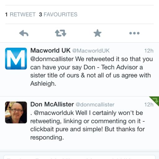 All hail don mcallister ! from The Essential Apple Podcast on