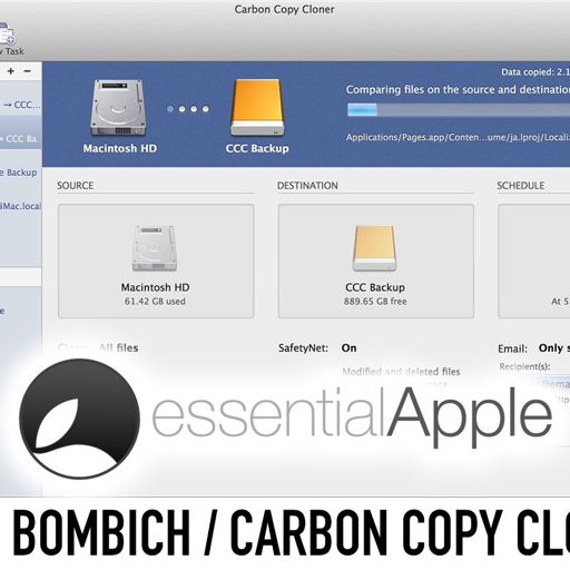 Essential Apple Podcast 59: CCC's Mike Bombich in Conversation from