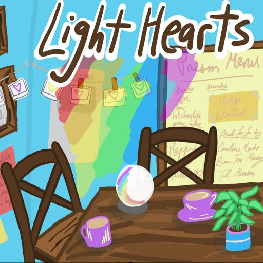 Cover art for podcast Light Hearts