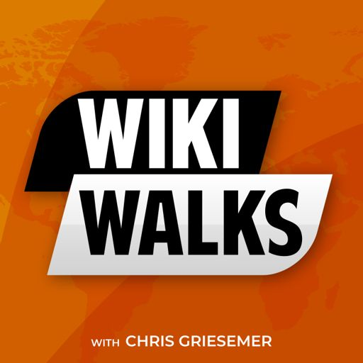 Cover art for podcast Wiki Walks