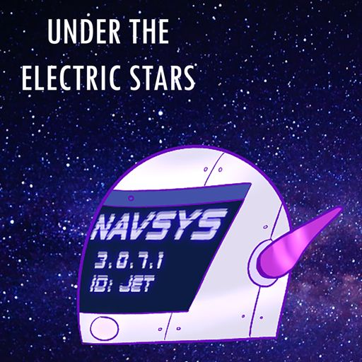 Cover art for podcast Under the Electric Stars