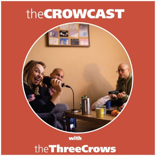 Cover art for podcast theCrowCast