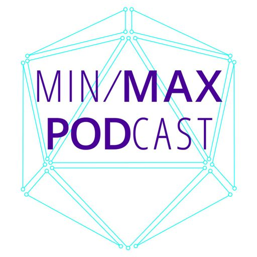 Cover art for podcast Min-Max Podcast