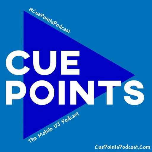 Cover art for podcast CuePoints Mobile DJ Podcast