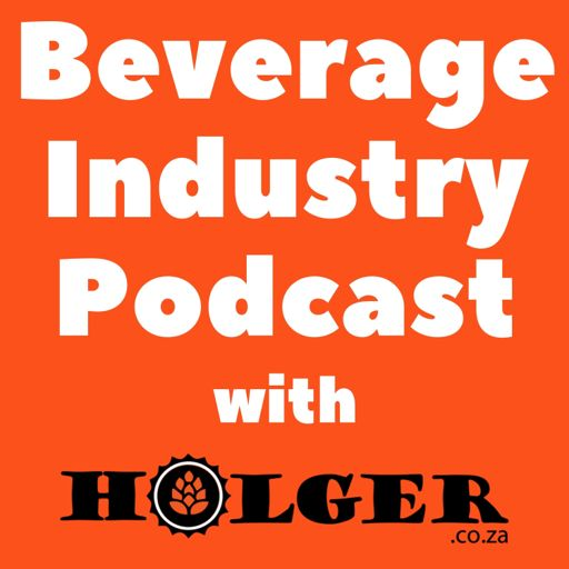 Cover art for podcast A Beverage Industry Podcast with Holger Meier