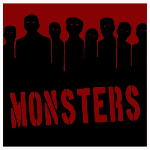 Cover art for podcast this is MONSTERS